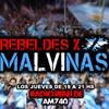 Logo REBELDE POR MALVINAS