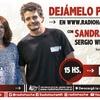 """Logo Sandra Russo """"Necesitamos empezar esta campaña tirar para el mismo lado y ese lado es contra Macri"""""""