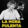 """Logo La Hora Pulenta. Entrevista a Bola Sin Manija sobre el libro """"Pequeños Gigantes""""."""