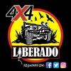 Logo Lucas Pomelo Ghelfi en 4x4 Liberado