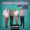 Logo TIERRA POLITICA