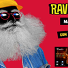 logo Raviolandia, con Pedro Saborido