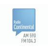 Logo Continental Express