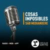 Logo Cosas Imposibles por Radio La Red