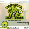 Logo Rock para Mamiferos
