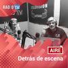 Logo DETRÁS DE ESCENA