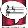 Logo Palabras en Re Mayor