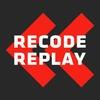 Logo Recode Replay