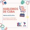Logo Hablemos de Cuba