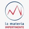 Logo La materia impertinente - El programa de radio de la COAD