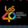 Logo LOS40 Music Inspires Life