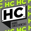 "Logo ""Habrá Consecuencias entrevista a Adolfo Pérez Esquivel en la AM1050"