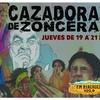 Logo CAZADORAS DE ZONCERAS