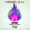 logo Arde Podcast
