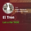 Logo Hugo Presman entrevista al periodista Martín Latorraca sobre la biografía del escritor Andrés Rivera