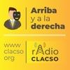 Logo Podcast: Arriba y a la derecha - CLACSO