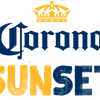 logo Corona Sunset