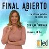 logo Avanza la #LeydeEgresoAsistido @DoncelONG Entrevista con Tatiana Lustig, de Guía Egreso