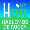 Logo HABLANDO DE RUGBY CON MICHU PAULLIER Y EL EQUIPO DE HDR