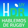 logo Hablemos de Rugby uruguayo