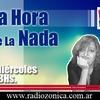 Logo Entrevista a Marta Mediavilla y Flor Yadid - RADIO ZÓNICA - La Hora de la Nada