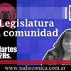 logo LA LEGISLATURA Y LA COMUNIDAD