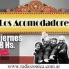 """Logo El primer pase entre """"Los Acomodadores"""" y """"El Magazine del TG Post"""""""