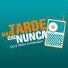 Logo Pablo de La Delio Valdez antes de tocar en Rosario