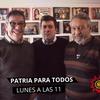 Logo Guillermo Robledo del Observatorio de la Riqueza Padre Arrupe en Patria para Todos