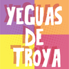 Logo Intro cancion improvisada Yeguas de Troya