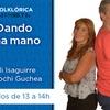 Foto DANDO UNA MANO - Lili Isaguirre y Kochy Guchea