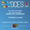Foto Nuestras Voces Radio