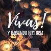 Foto ¡Vivas! y haciendo historia