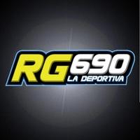 Logo RG 690 LA DEPORTIVA