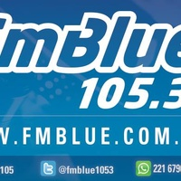 Logo FM Blue