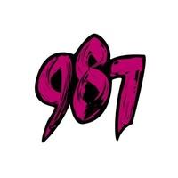 Logo 987FM