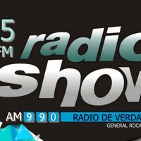 Logo Show 98.5 (Gral. Roca)