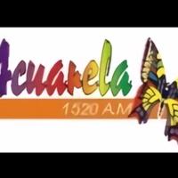 Logo CX152 Radio Acuarela