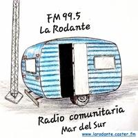 Logo La Rodante FM 99.5