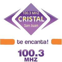 Logo Cristal 100.3