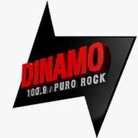 Logo Radio Dínamo