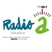 """Logo Transmisión Radio """"a"""""""