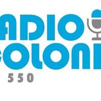 Logo Música de Radio Colonia