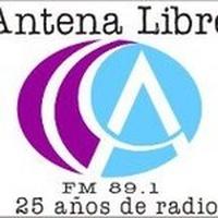 Logo Antena Libre
