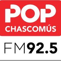 Logo 92.5 POP Chascomus