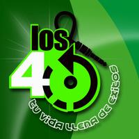 Logo LOS40 Uruguay