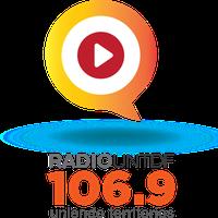 Logo FM 106.9 Radio UNTDF