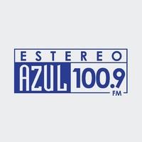 Logo Estereo Azul