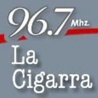 Logo La Cigarra