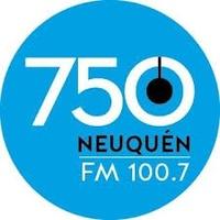 Logo AM 750 nqn